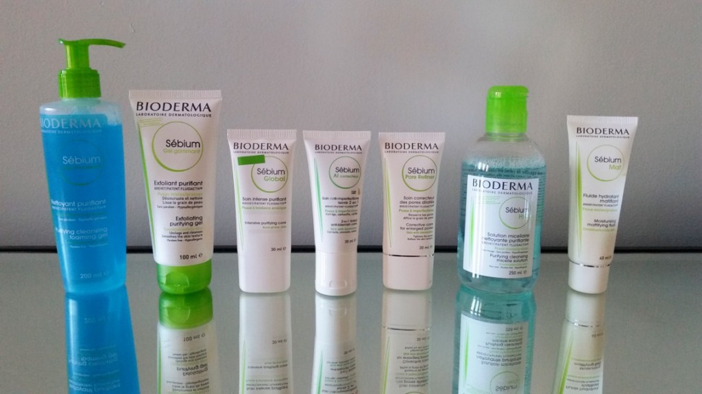 BIODERMA's Sebium Oily Blemished Skin Review