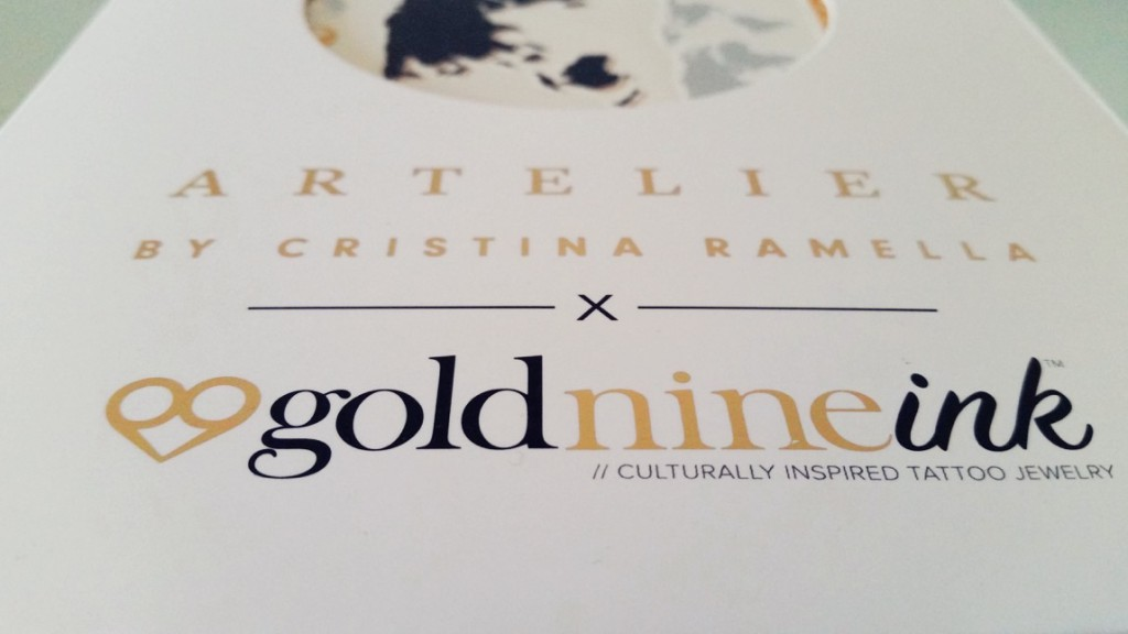 Gold Nine Ink x Artelier Tattoo Jewelry