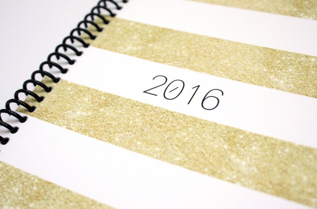 2016 Planner by Parmeet Birdi