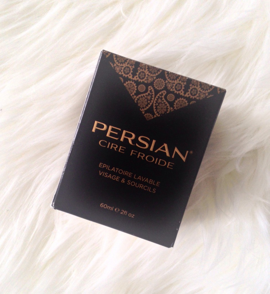 Persian Cold Wax