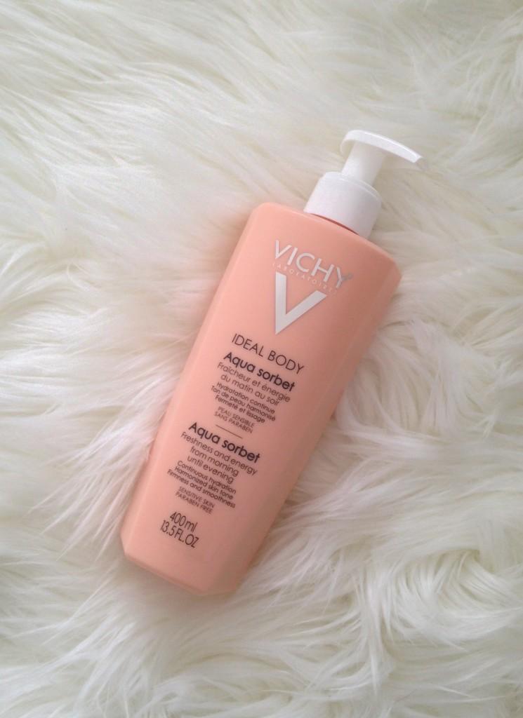 Vichy's Ideal Body Aqua Sorbet