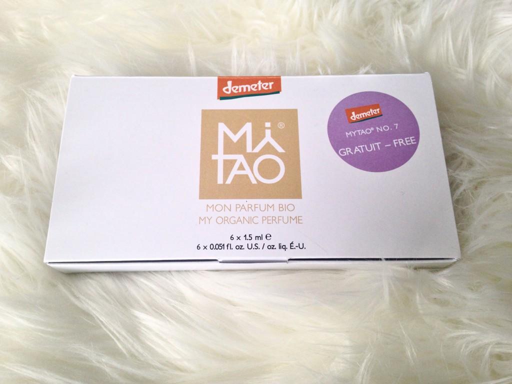 MYTAO MyOrganic Perfume