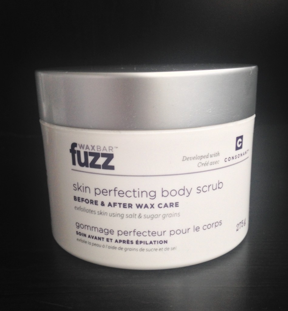 Fuzz Skin Perfecting Body Scrub