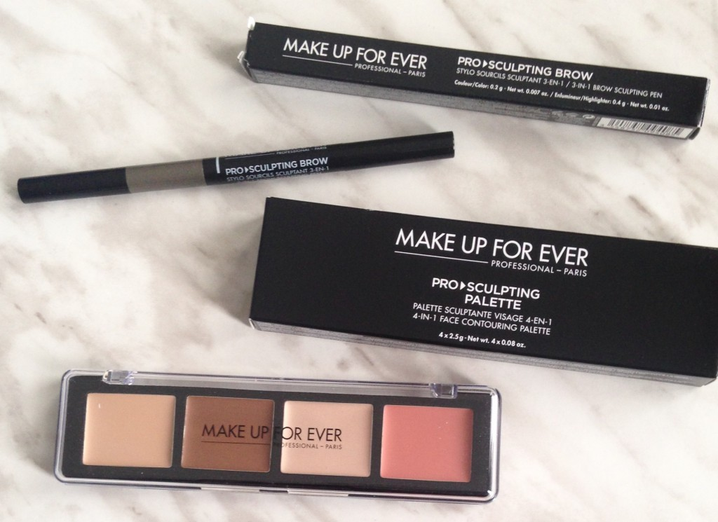 Make Up For Ever 3-in-1 Brow Sculpting Pen