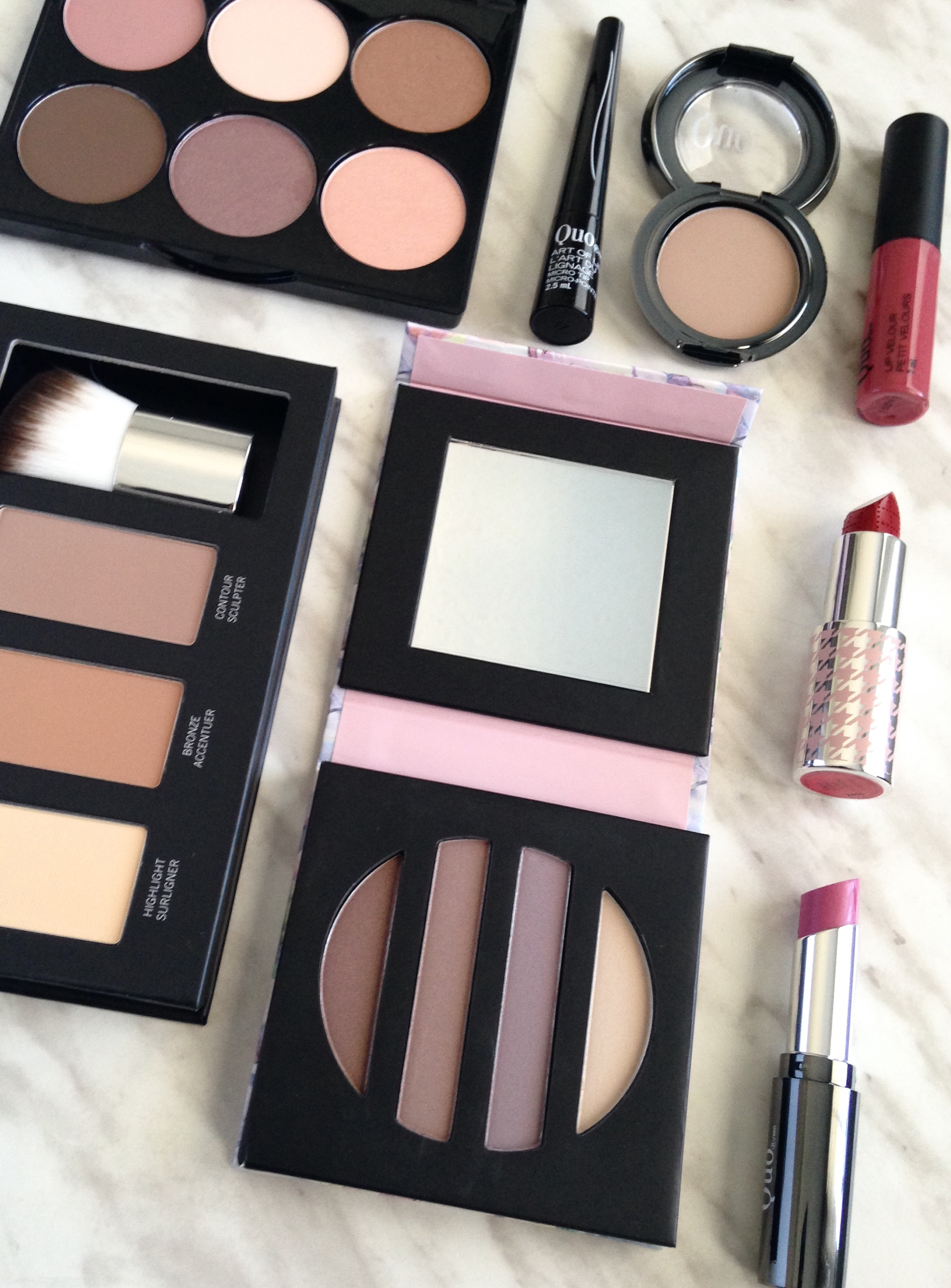 Quo Cosmetics Haul Aishwarya Inez Fine Line Eyeliner Black Starting Off The With Quos Art Of Lining Micro Tip Liquid It Has An Ultra Precision Available In And Brown