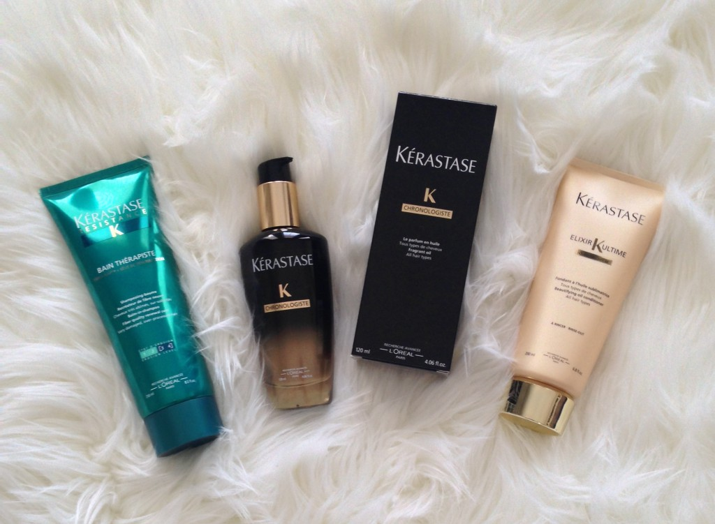 Kerastase Must Haves