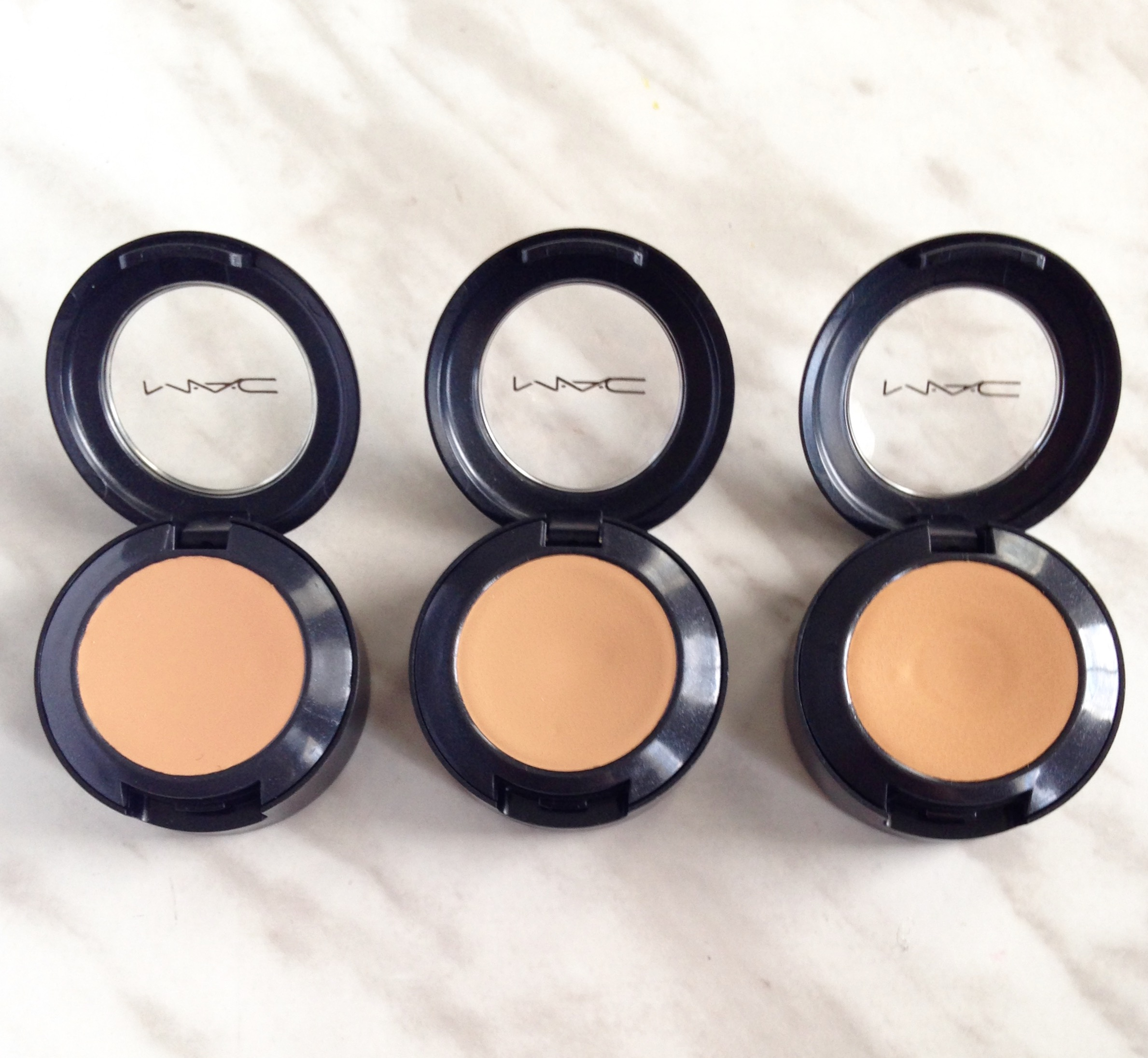 Mac studio finish concealer aiishwarya the mac studio finish spf 35 concealer comes in a pot which is probably the biggest difference from the glass pro longwear concealer ive loved for so nvjuhfo Gallery