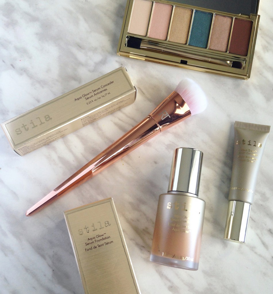 Stila Aqua Glow Serum Foundation & Concealer