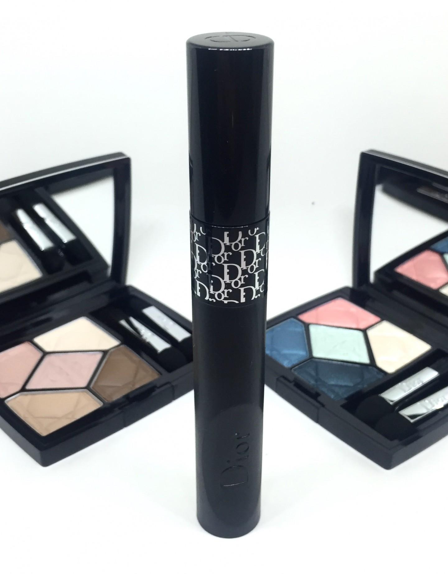 Diorshow Pump N Volume Mascara & 5 Couleurs Eyeshadow Palettes
