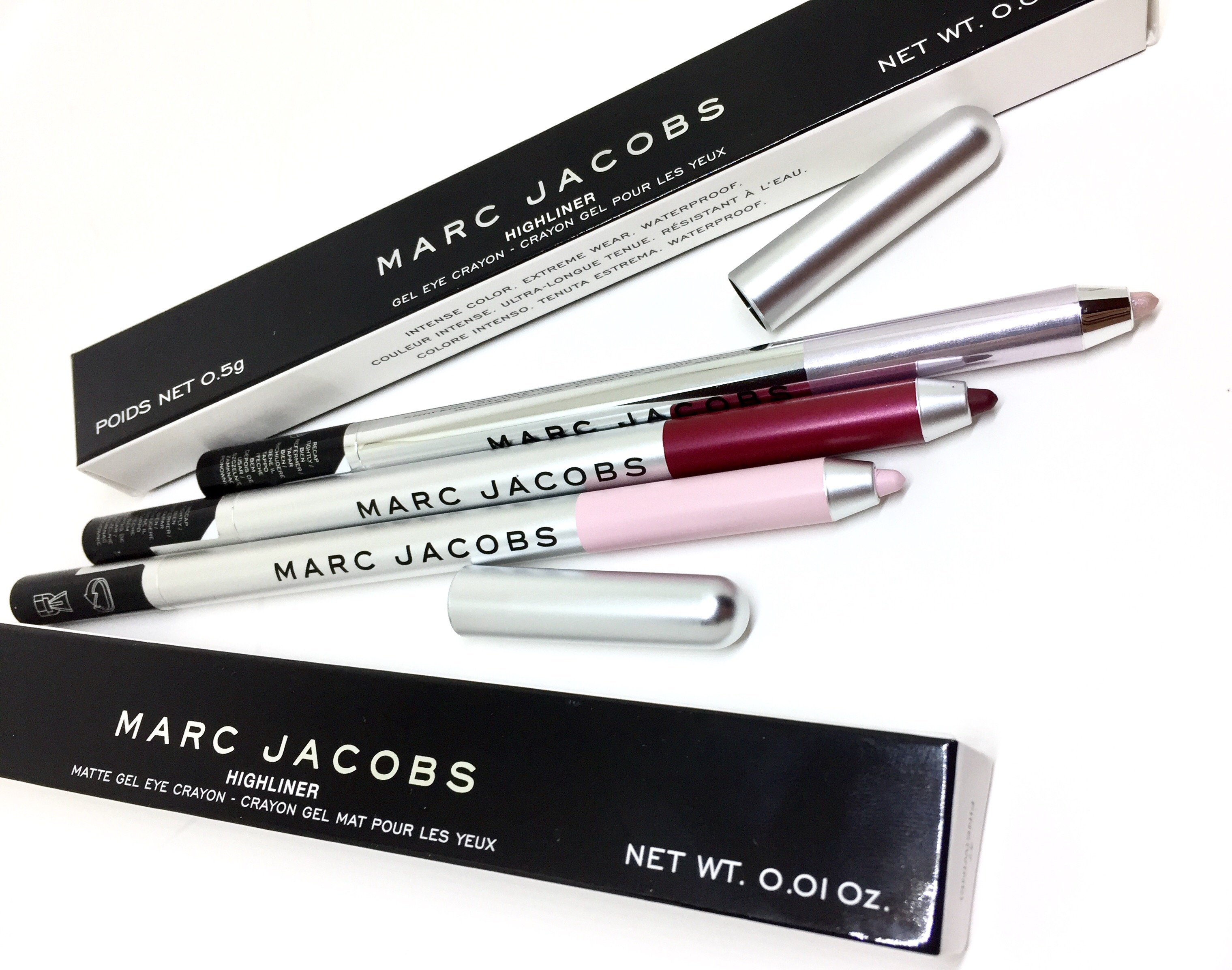 Marc Jacobs Highliner Gel Eye Liner | Aishwarya