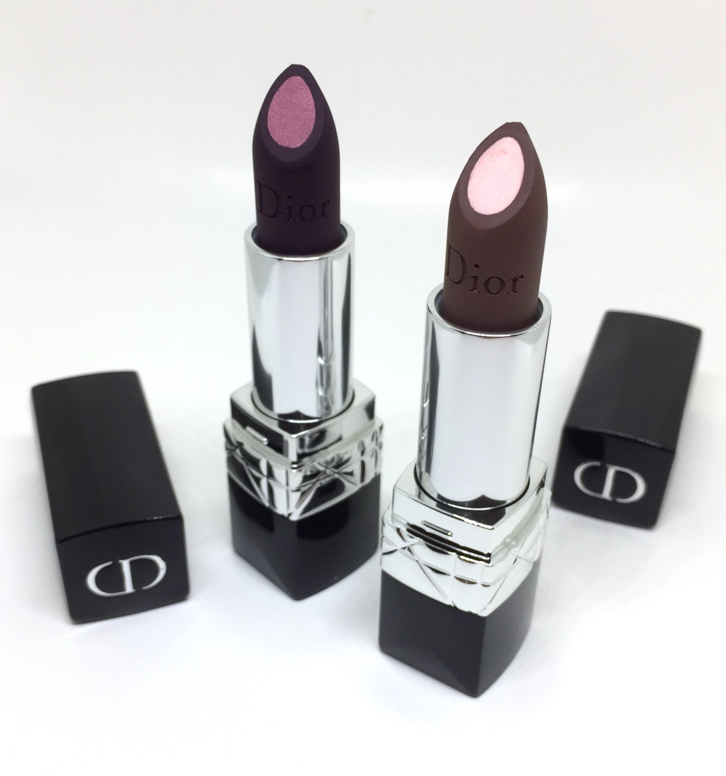 Rouge Dior Double Rouge Lipsticks