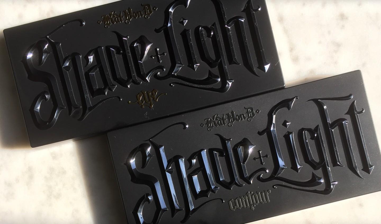 Kat Von D Shade + Light Contour & Eye Palette