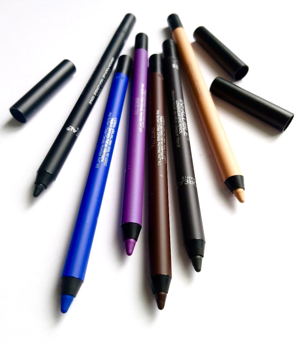 L'Oreal Infallible Pro-Last Waterproof Pencil Eyeliner
