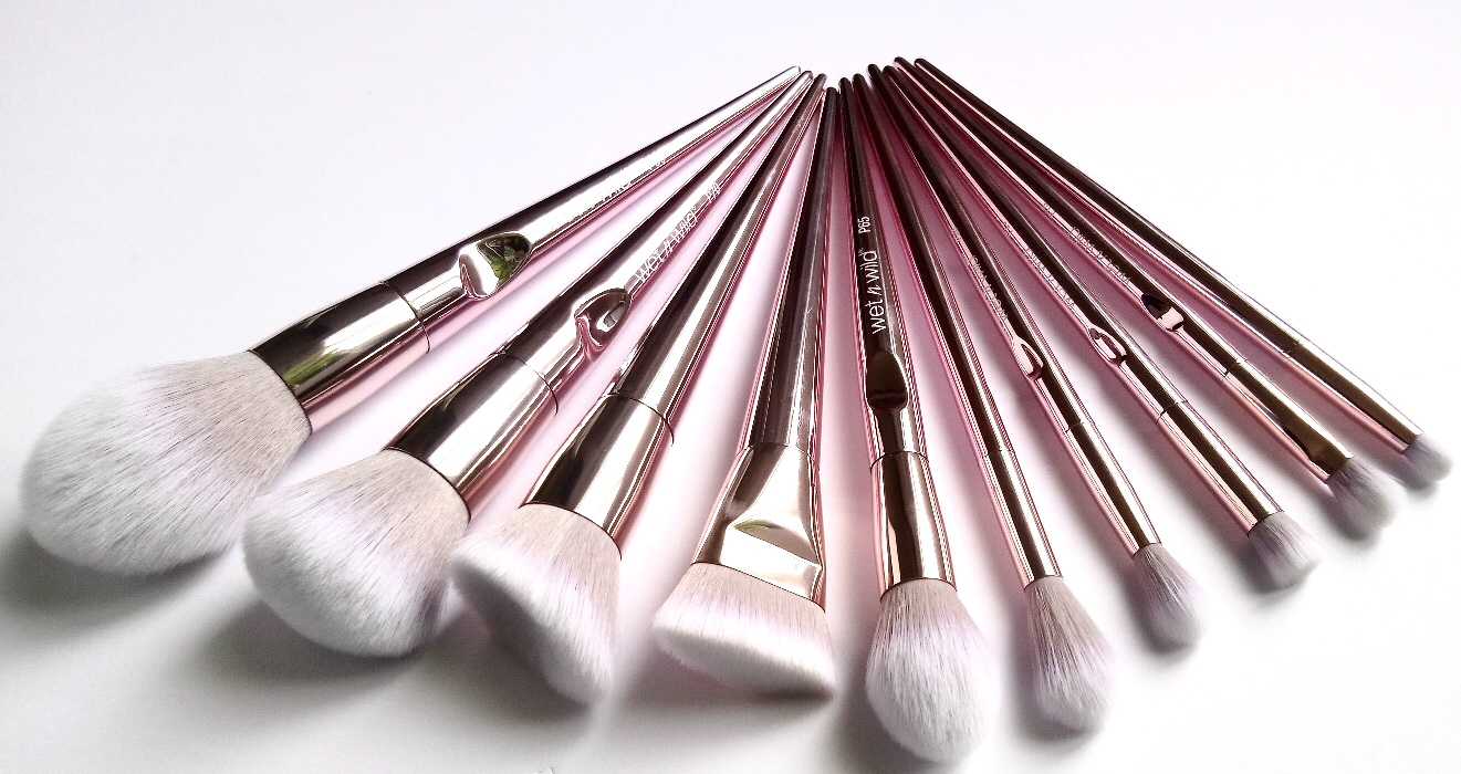 Wet N Wild Pro Makeup Brushes