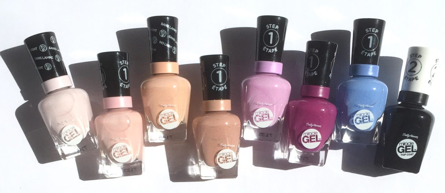 Sally Hansen Travel in Colour Collection