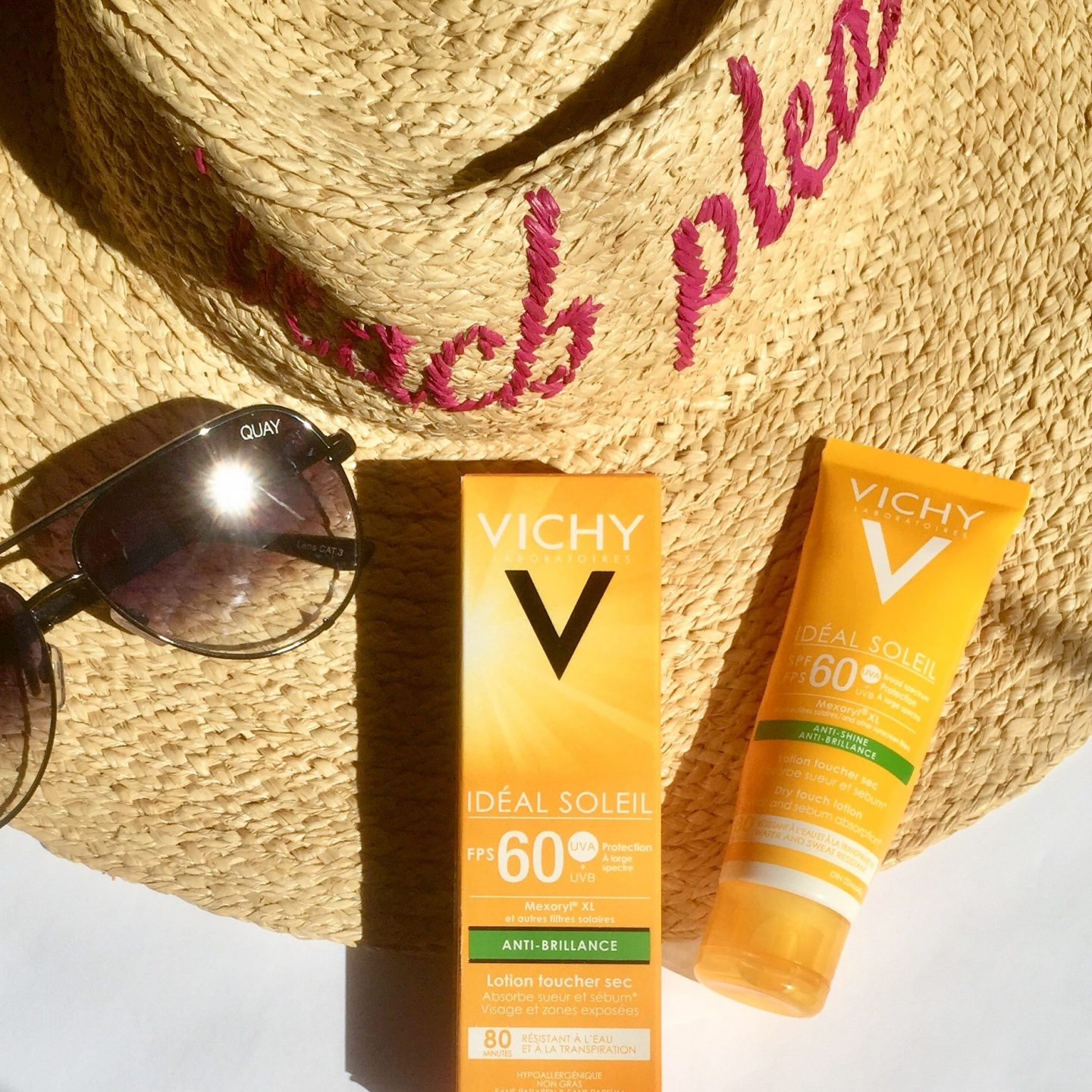 Vichy Idéal Soleil Dry Touch Lotion