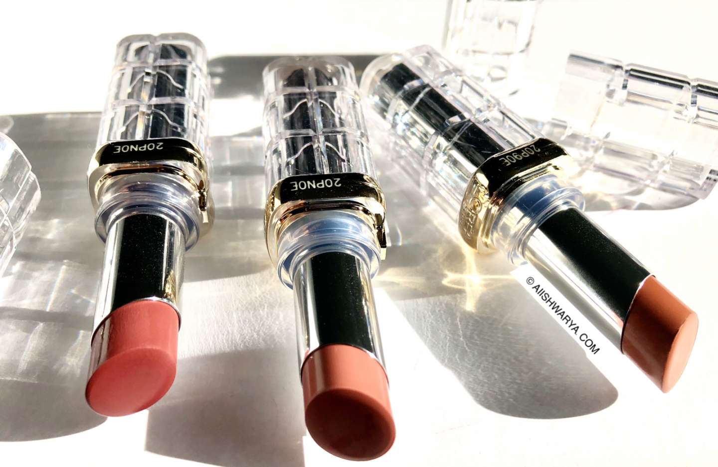 L'Oreal Color Riche Shine Lipsticks
