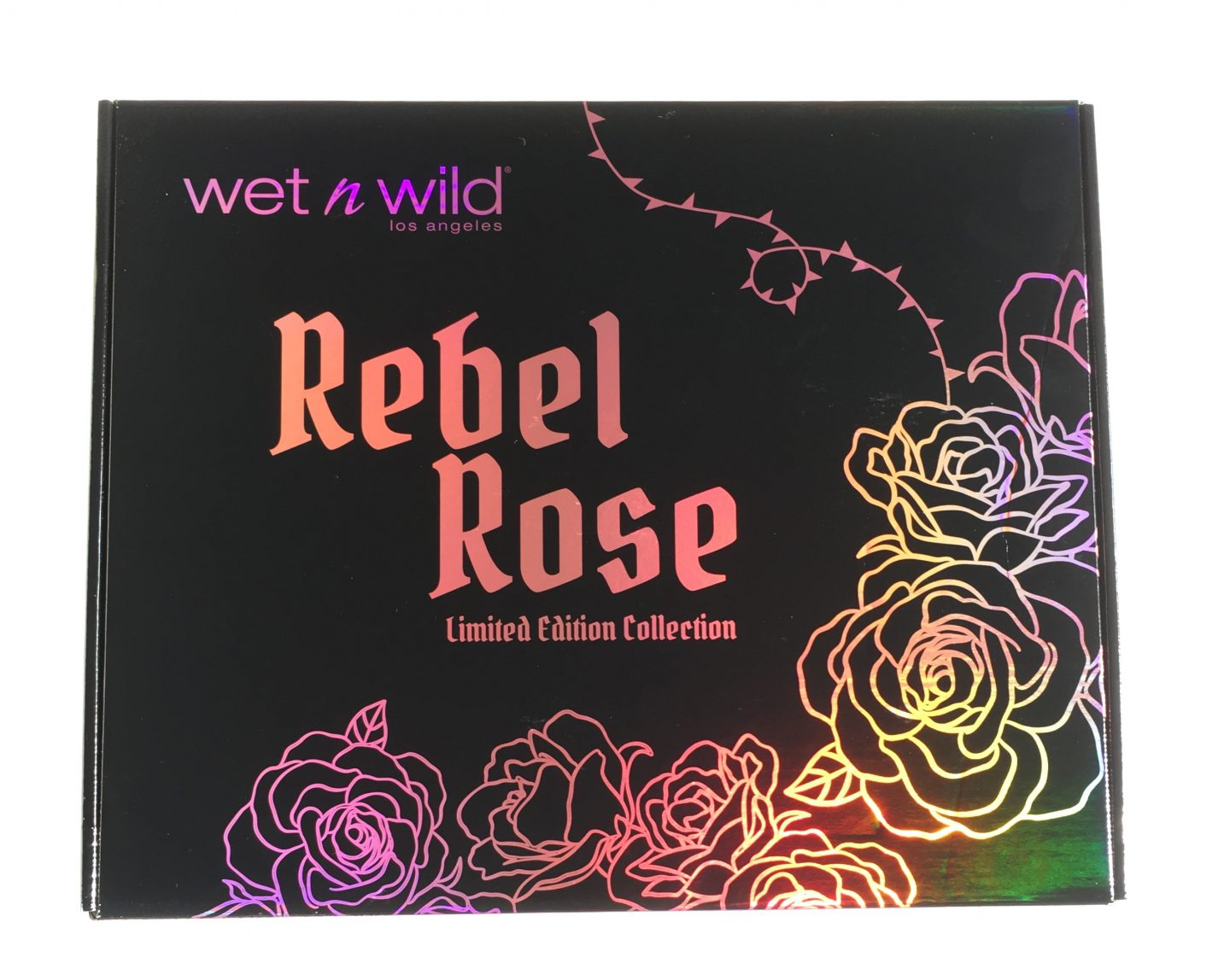 Wet N Wild Rebel Rose Collection