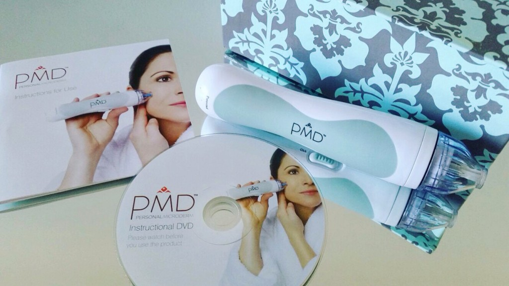 Personal Microderm (PMD) Review