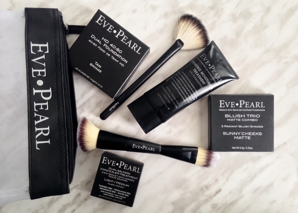 Eve Pearl Make up Brushes
