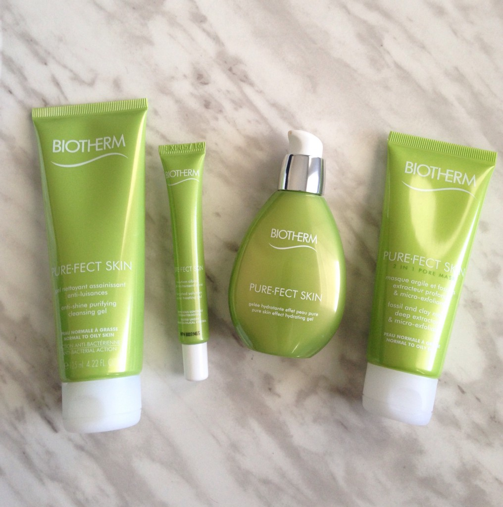 Biotherm Pure-Fect Skin Line