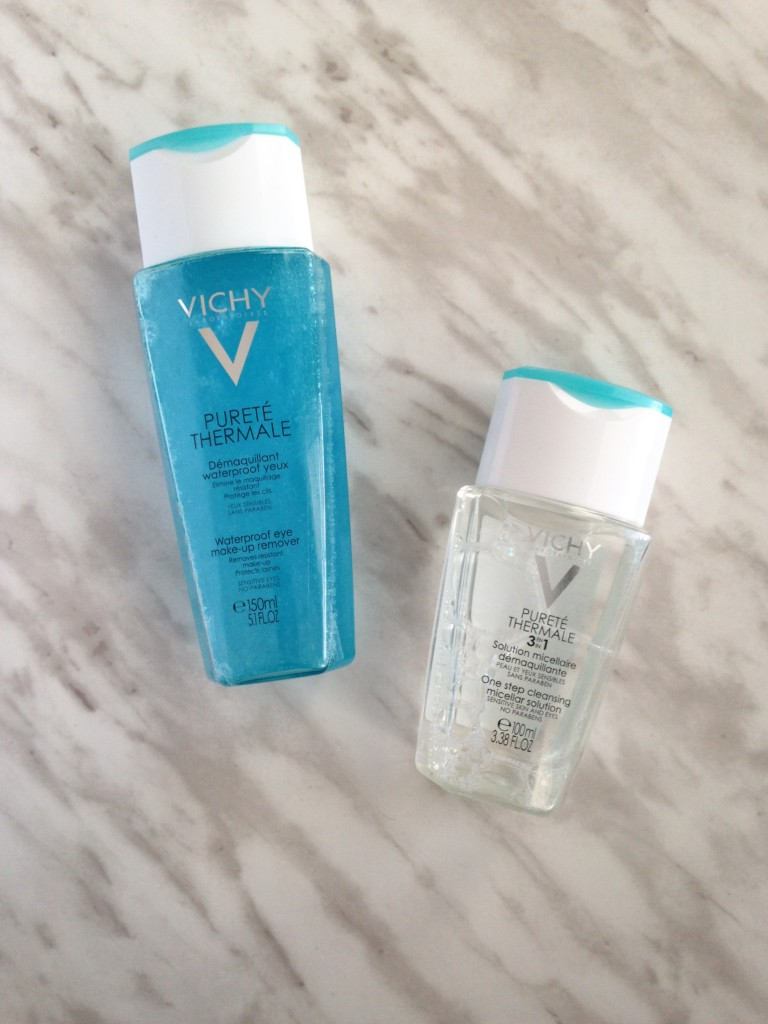 Vichy Eye Makeup Remover & Micellar Solution