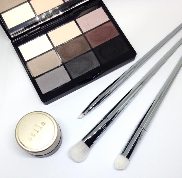 Bold Metals Eye Makeup Brushes