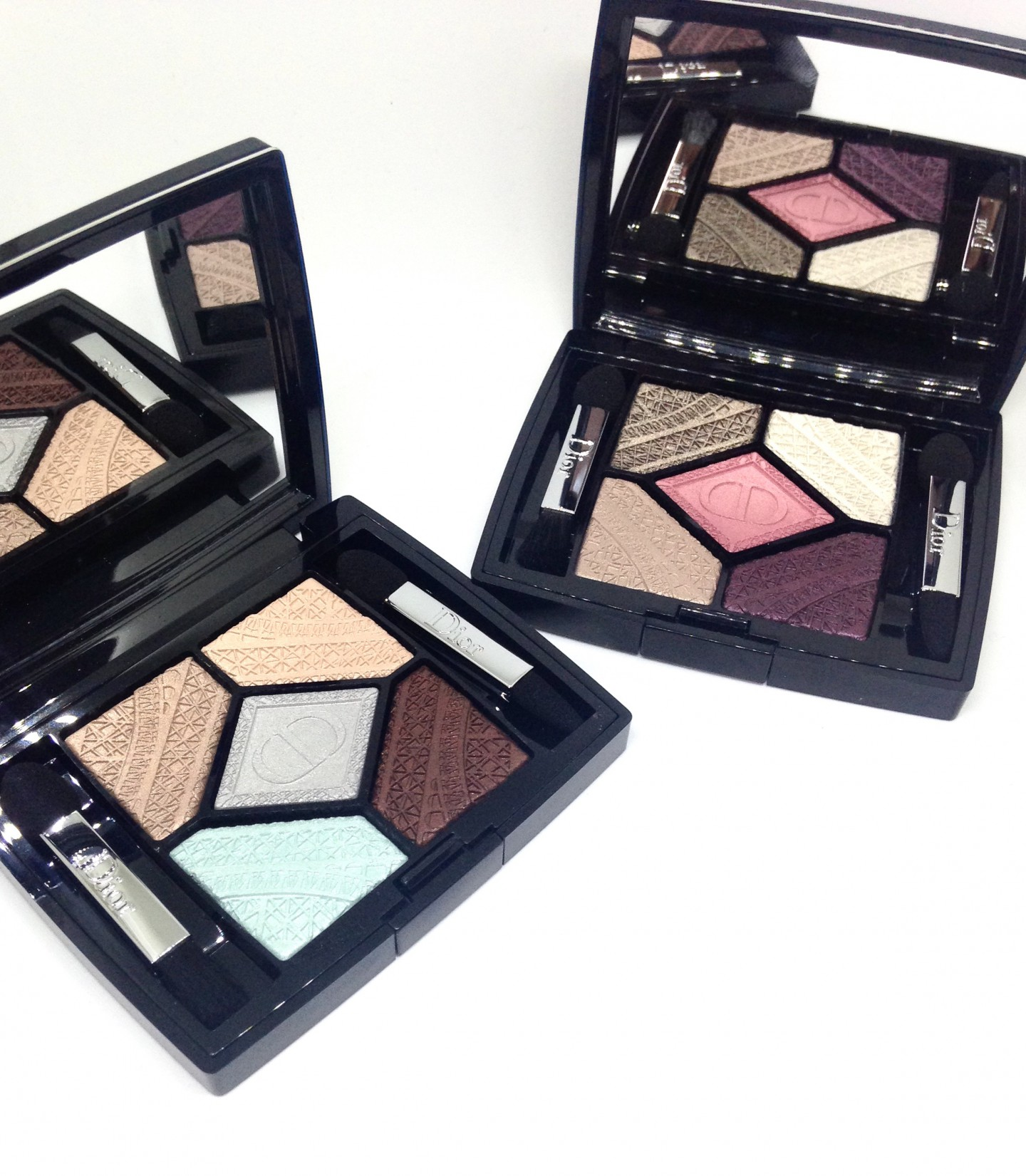 Dior Skyline Collection Fall 2016 5: Couleurs Eyeshadow Palette