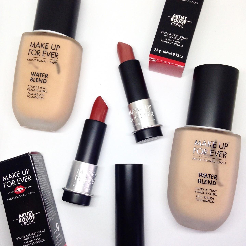 Make Up For Ever Artist Rouge Lipsticks