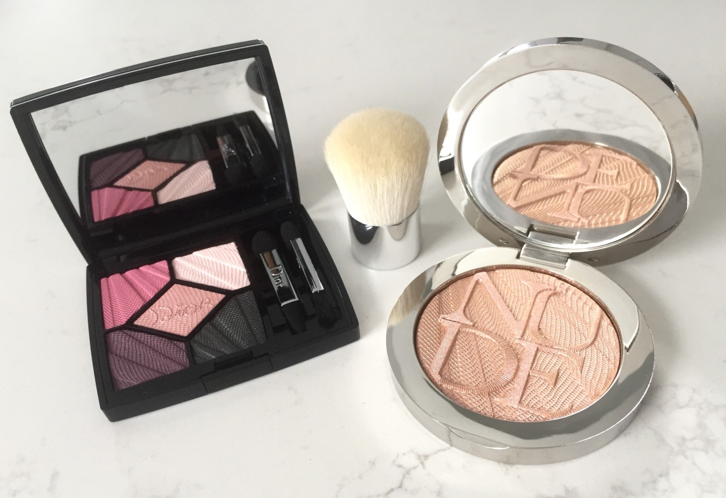 Dior Glow Addict Spring 2018 Collection