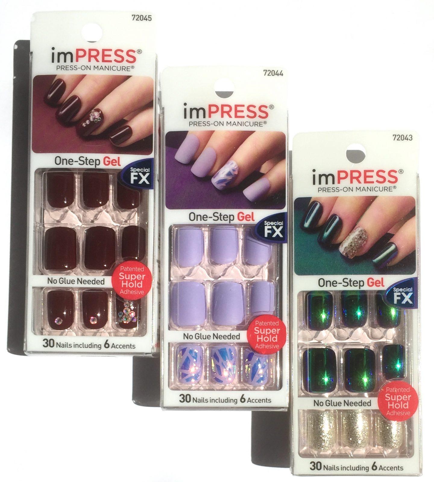 imPRESS Special FX Nails