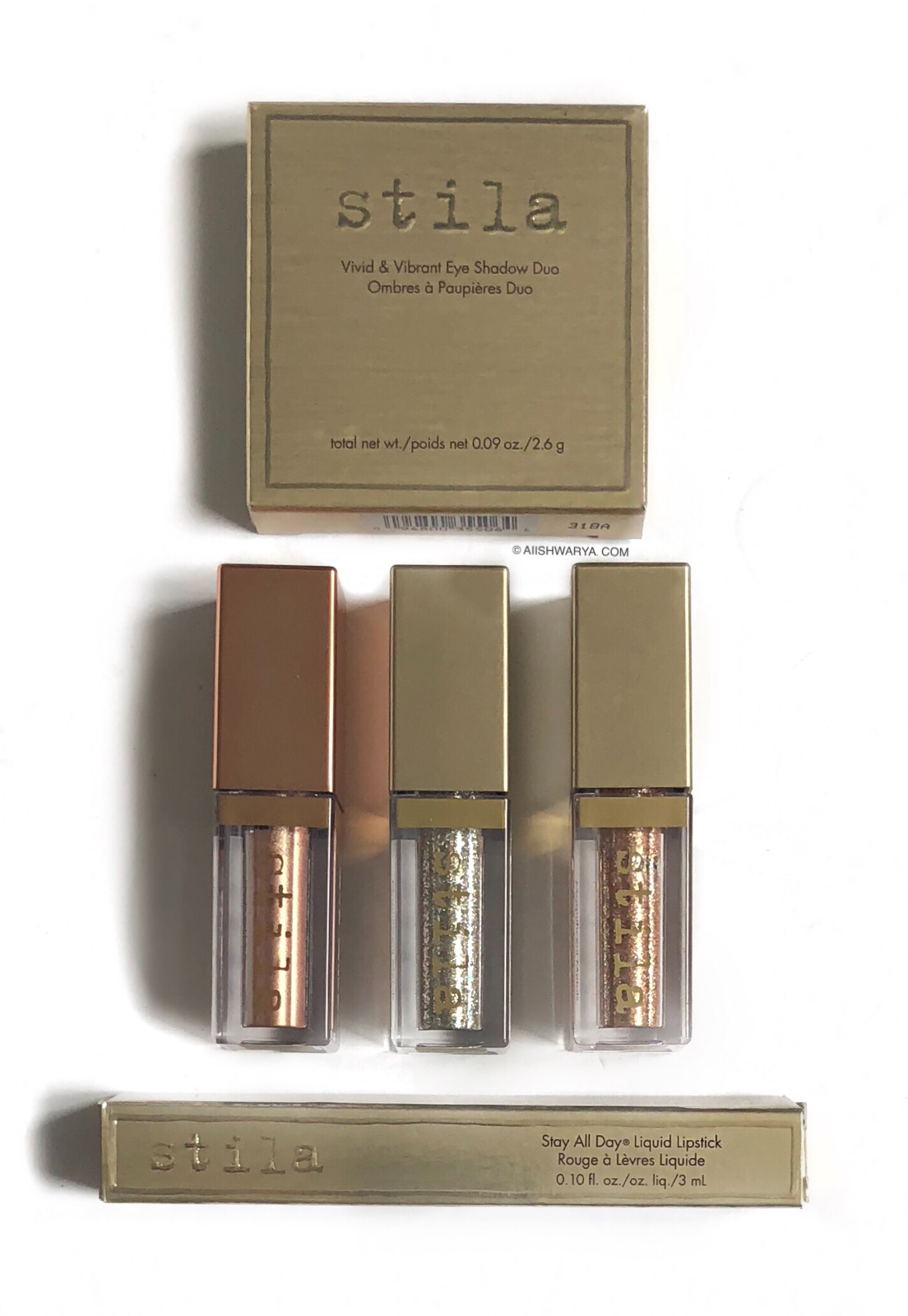 Stila Makeup Saubhaya